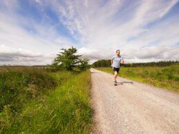 Hoeveel kilometer moet je per week hardlopen?