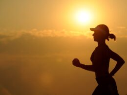 Hardlopen gaat beter in de avond