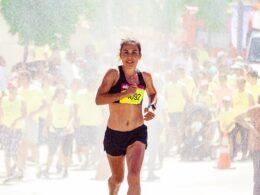 Focus op de finish
