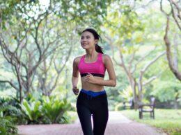 Van hardlopen word je slim
