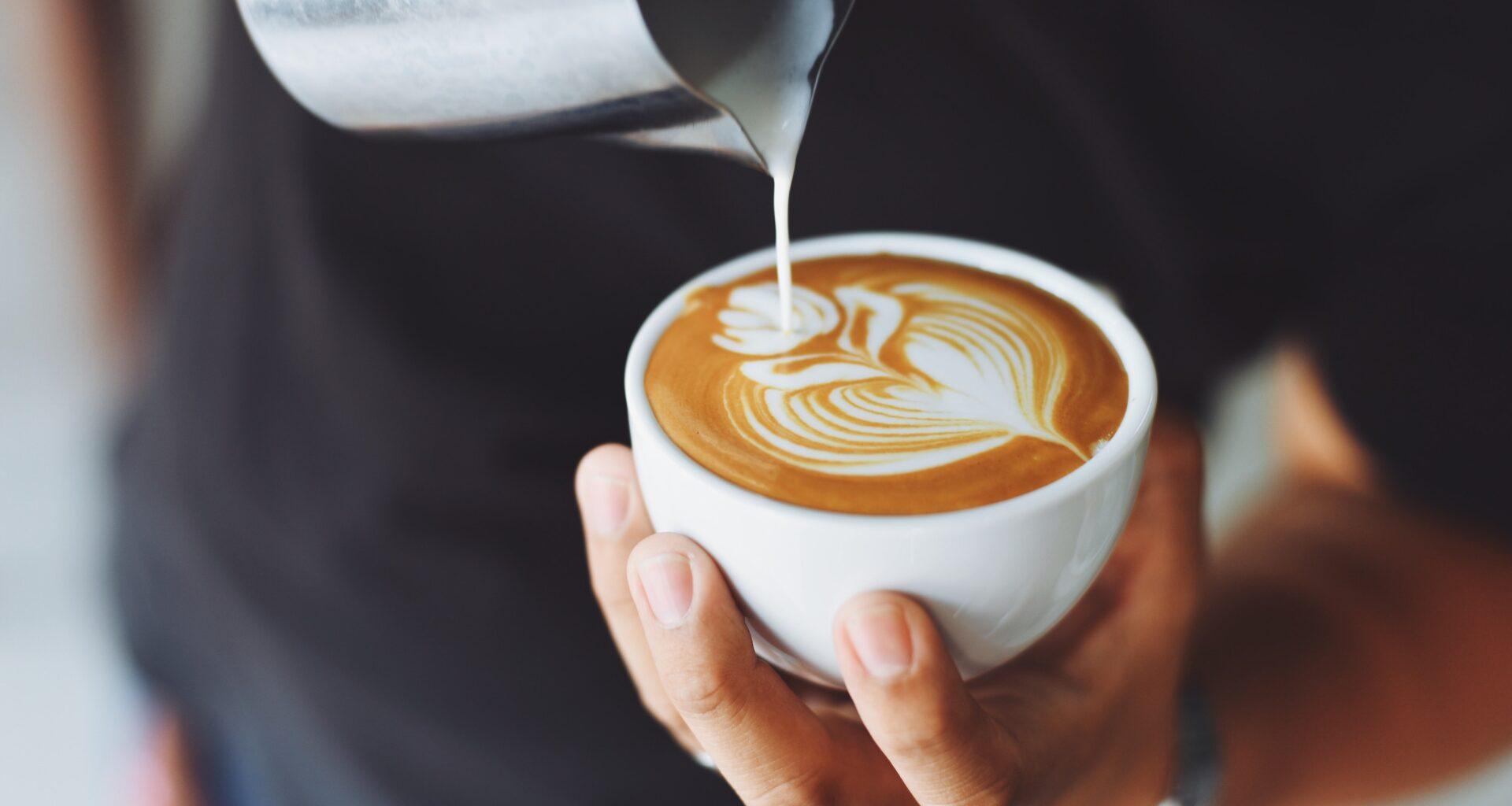 Koffie niet verkeerd