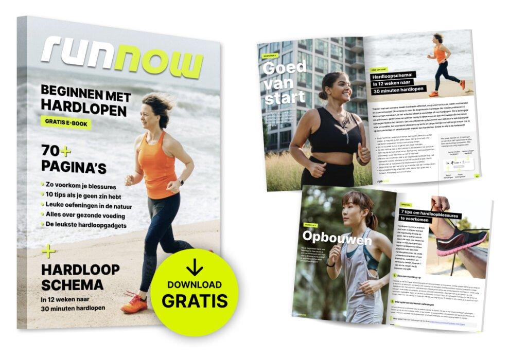 Gratis e-book: beginnen met hardlopen